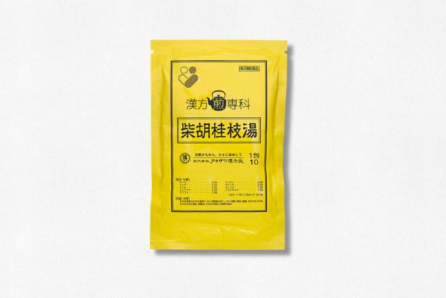 柴胡桂枝湯