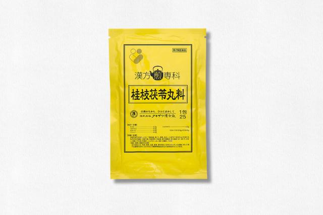 桂枝茯苓丸料